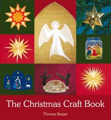Christmas Craft Book by Thomas Berger