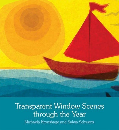 Transparent Window Scenes Through the Year by Michaela Kronshage + Sylvia Schwartz
