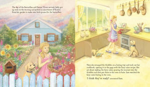 The Butterfly ~ the adventures of Sally, Sam + the pup by Rhonda Summers