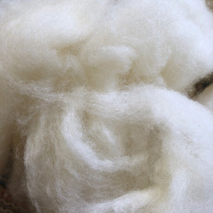 Pure wool fleece stuffing for doll + toy making