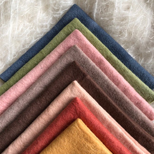 Earthy Tones ~ various sizes ~ individual sheets