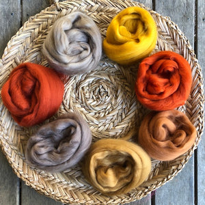 Autumn Leaves Felting Kit