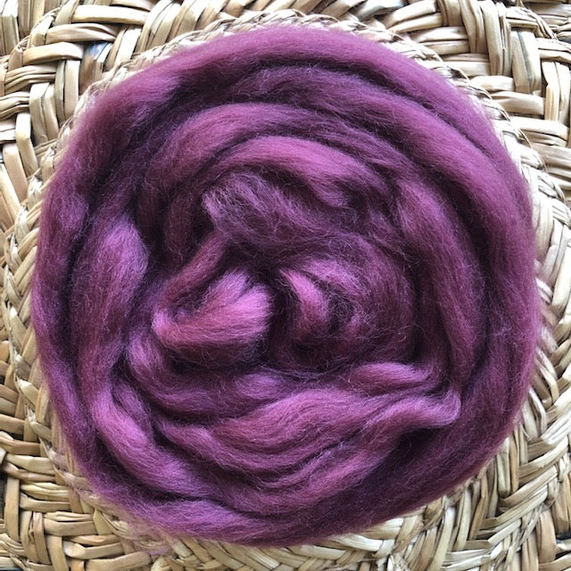Blossom fleece roving
