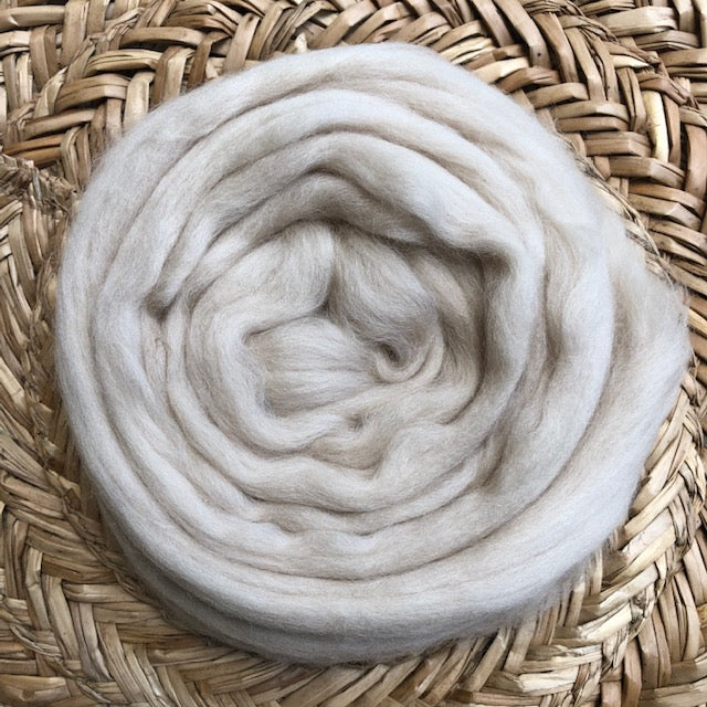 Sand fleece roving