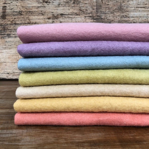 Pastels ~ 7 piece bundles OR individual colours