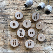Load image into Gallery viewer, Wooden Counting Coins 1 ~ 10
