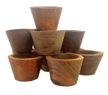 Load image into Gallery viewer, small wooden bowls