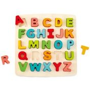 Alphabet Uppercase Puzzle ~ 26 pieces ~ Hape