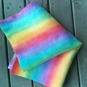 Rainbow stripes ~ various sizes