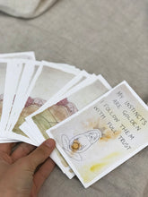Load image into Gallery viewer, Birth Affirmation Cards ~ Empowered Birth Deck by Moon Milk