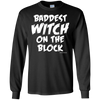 Baddest Witch Long Sleeve Tee