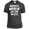 Baddest Witch Ringer Tee