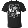Flirty Dirty Inked Curvy Classic Tee - Black - Tattered Halo