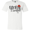 Preppy Gangsta Wrapper Soft T-Shirt