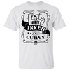 Flirty Dirty Inked Curvy Classic Tee - White - Tattered Halo