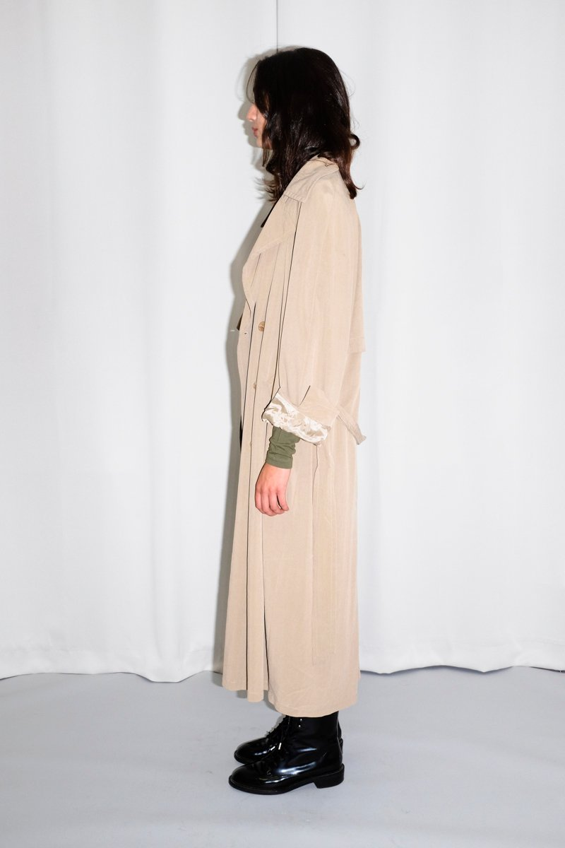 0510_SOFT BEIGE TRENCH COAT