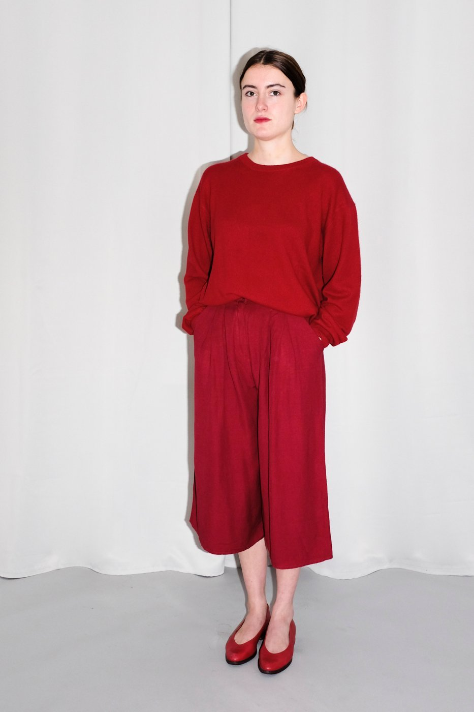 0259_CASHMERE RED KNIT