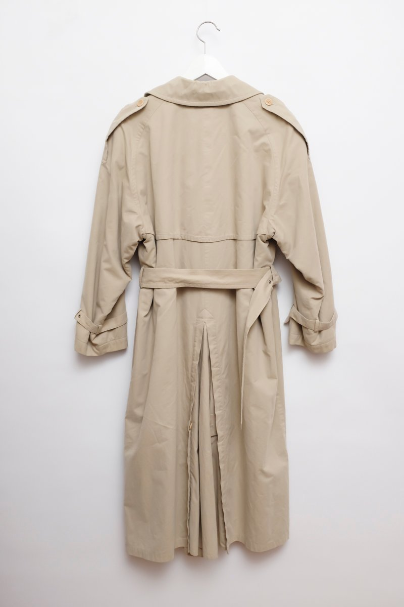 0005_WARM ITALY WOOL TRENCHCOAT