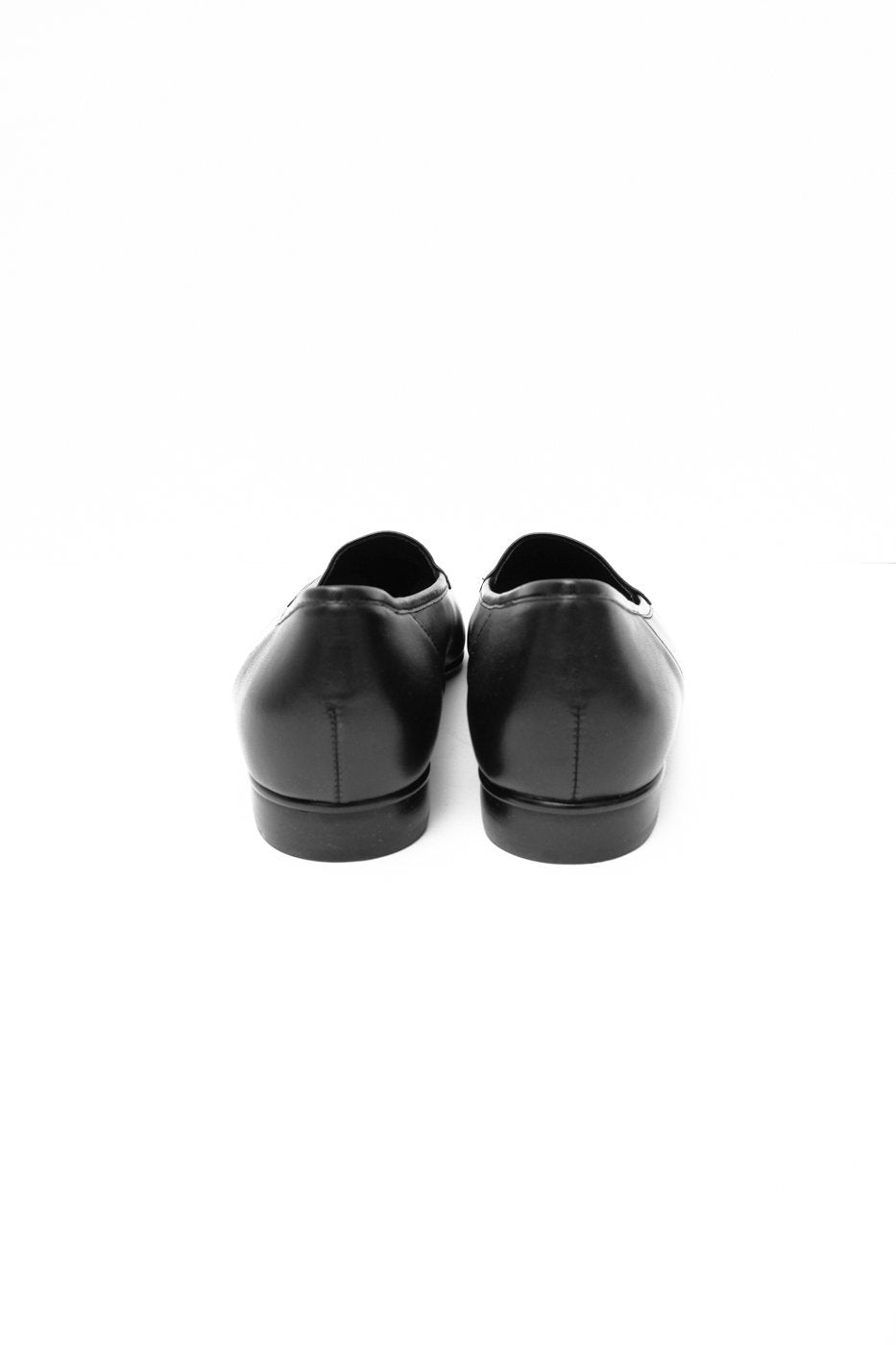 0476_PURISTIC LEATHER SLIPPER 40 / 7