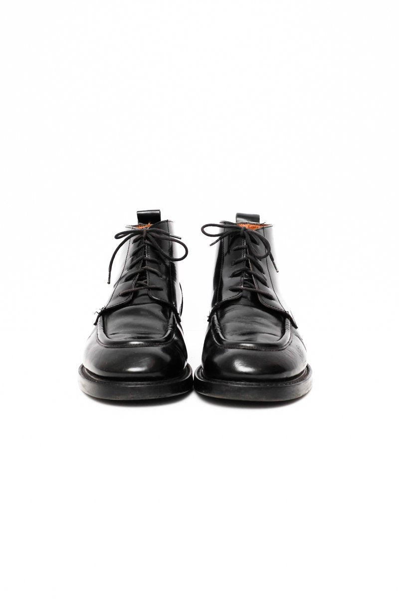 0540_HALF BOOT 42 LEATHER LOAFERS