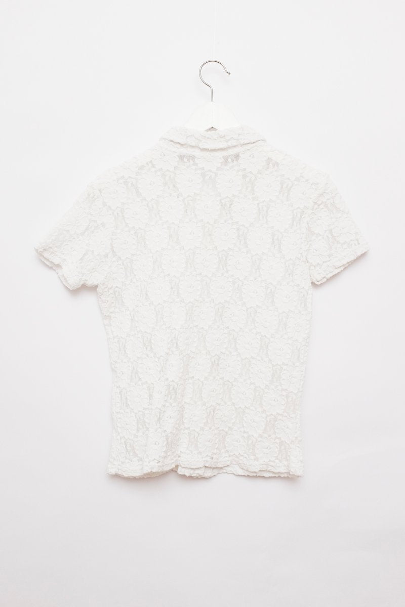 0208_LACE FLORAL WHITE TEE BLOUSE