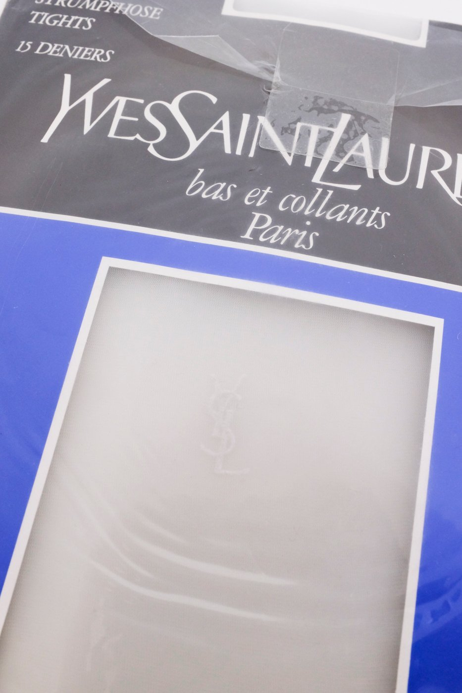 0419_YSL PALE VINTAGE YVES SAINT LAURENT TIGHTS