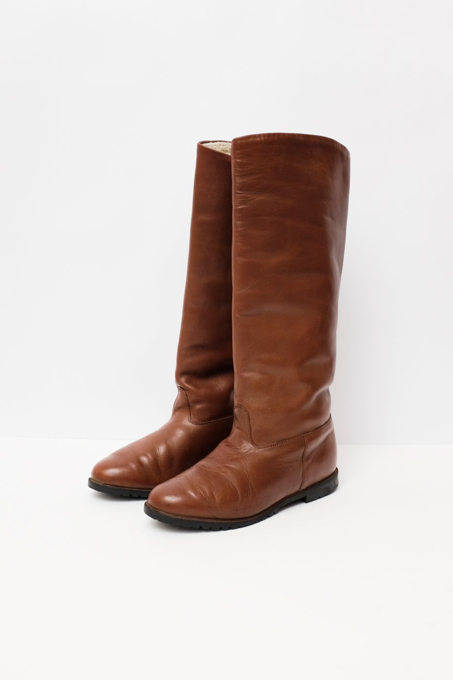 0268_WARM 39 COGNAC WINTER BOOTS