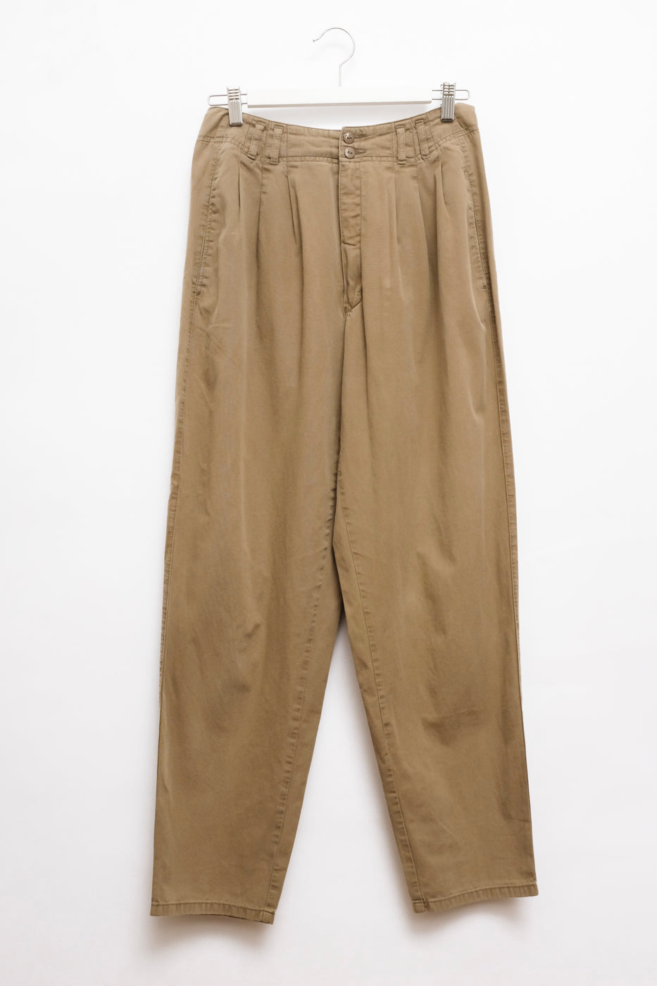 0109_HIGH WAIST SOFT COTTON PANTS