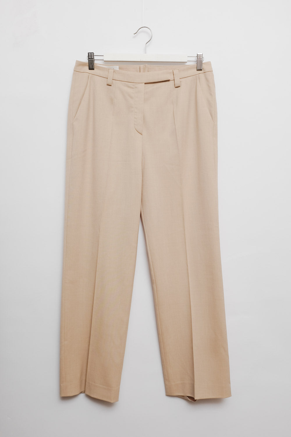 0017_VINTAGE ESCADA MARLENE WOOL PANTS