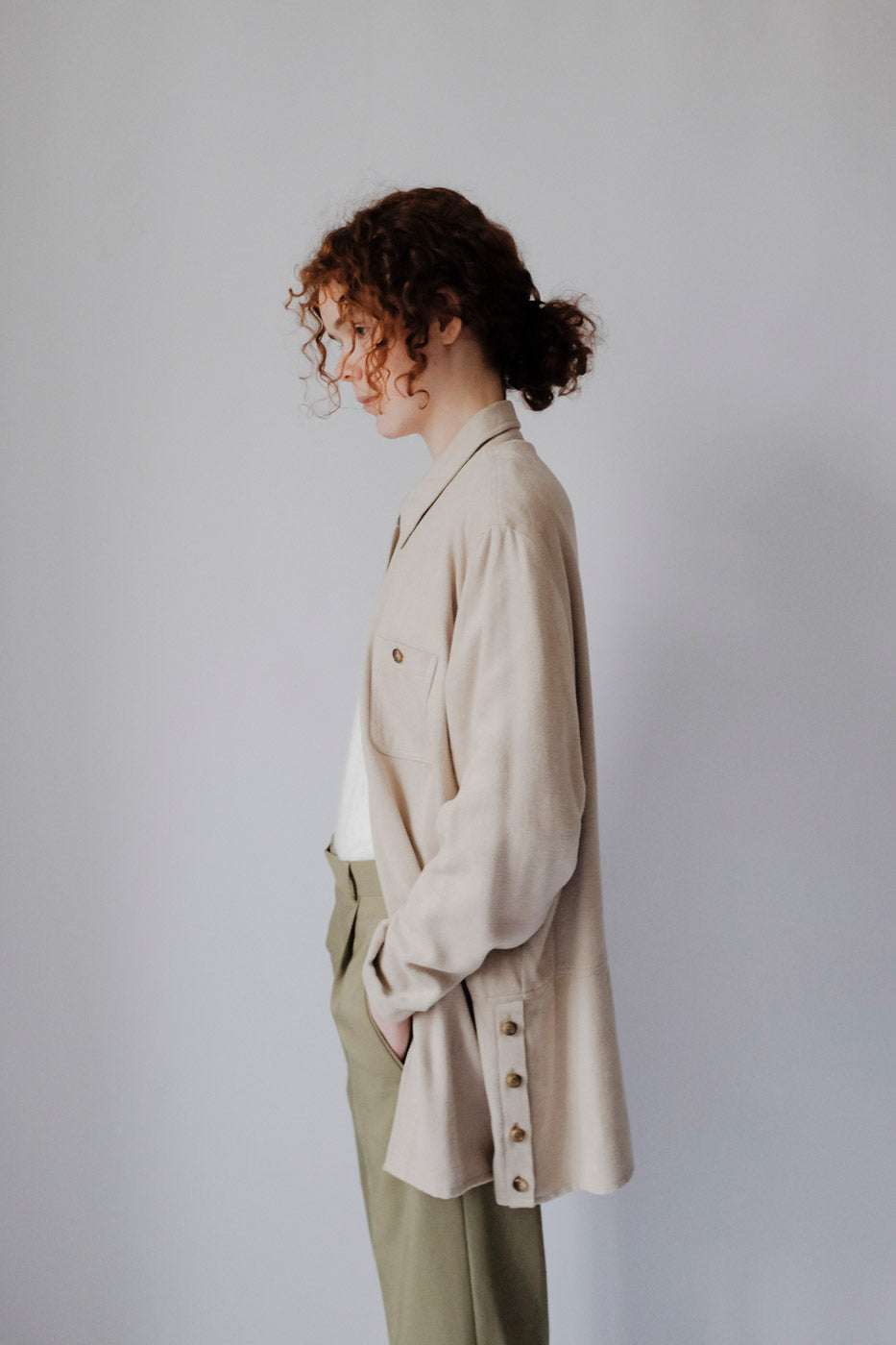 0012_BEIGE SHIRT JACKET