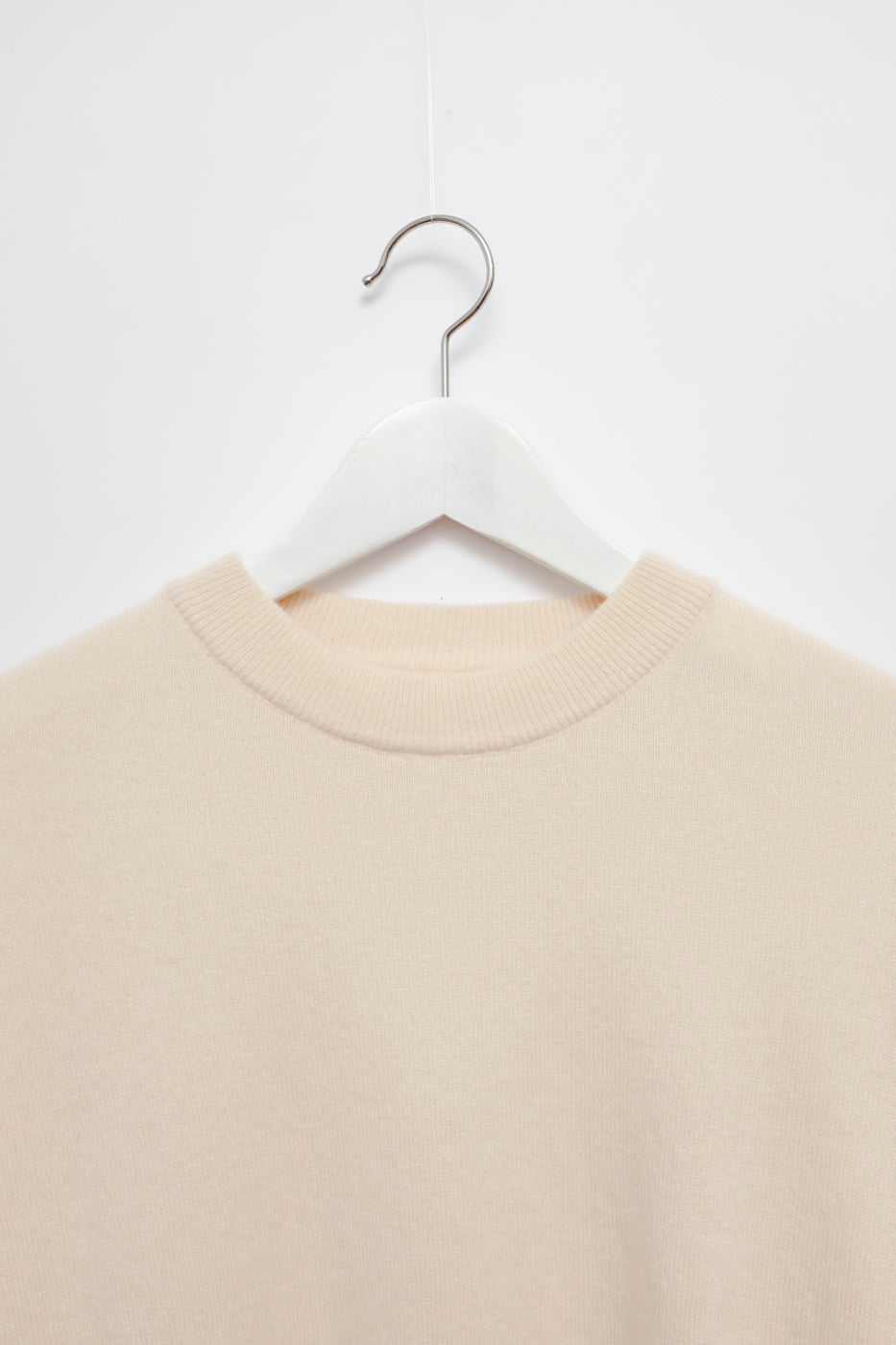 0007_IVORY CASHMERE SWEATER