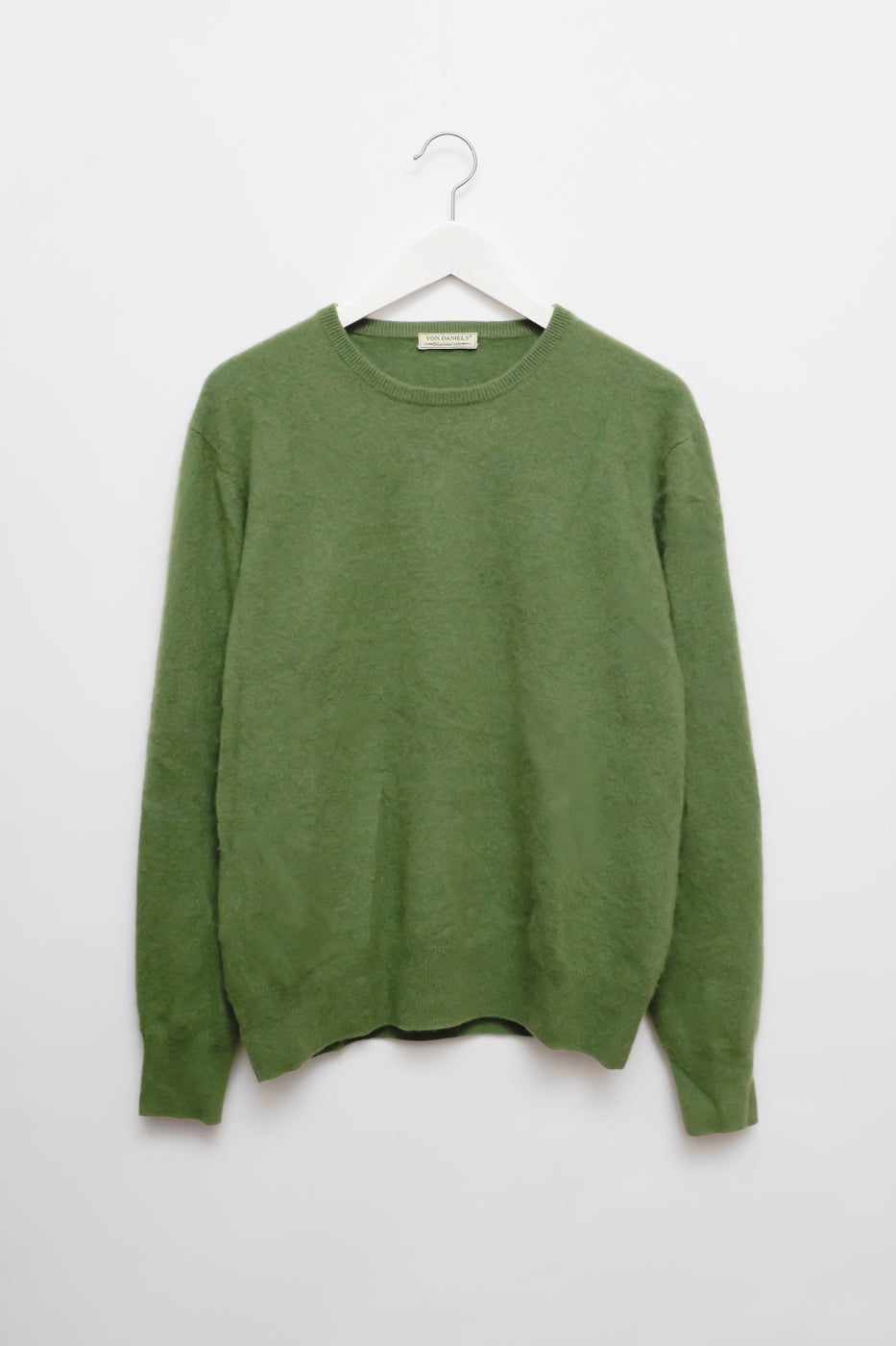 0005_GREEN CASHMERE KNIT
