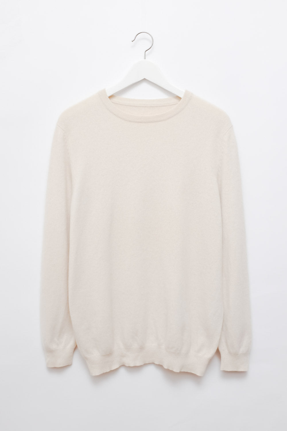 0017_IVORY CASHMERE SWEATER
