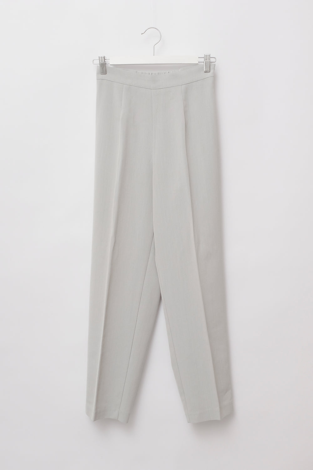 0017_VINTAGE HIGH WAISTED WOOL TROUSERS