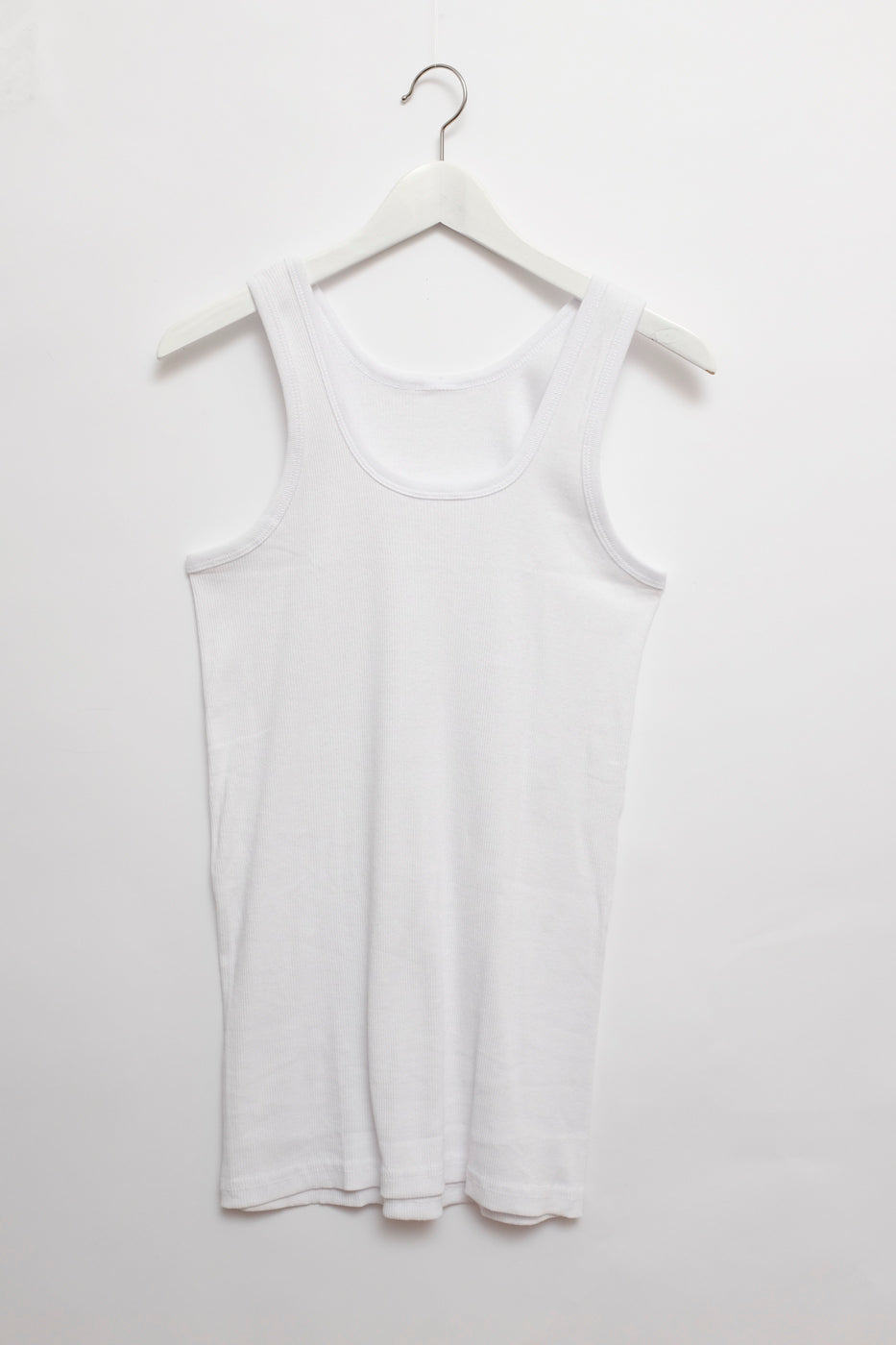 0005_WHITE RIBBED TANKTOP