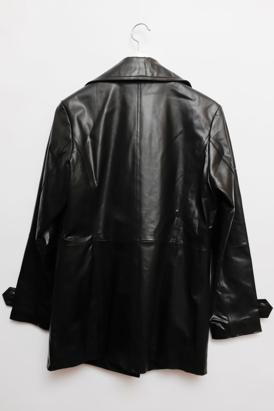 0005_LEATHER BLAZER