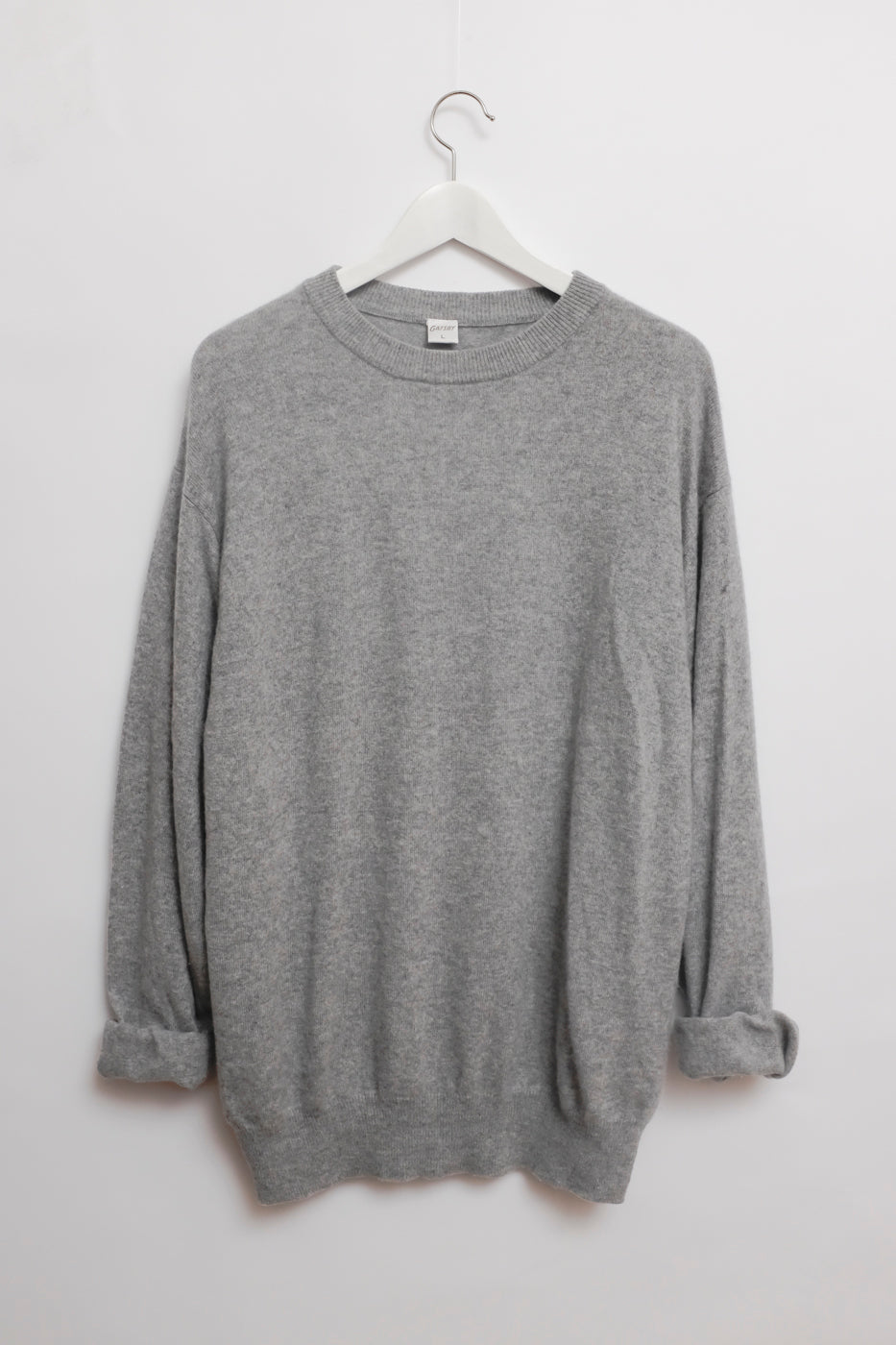 0005_CASHMERE OVERSIZED JUMPER