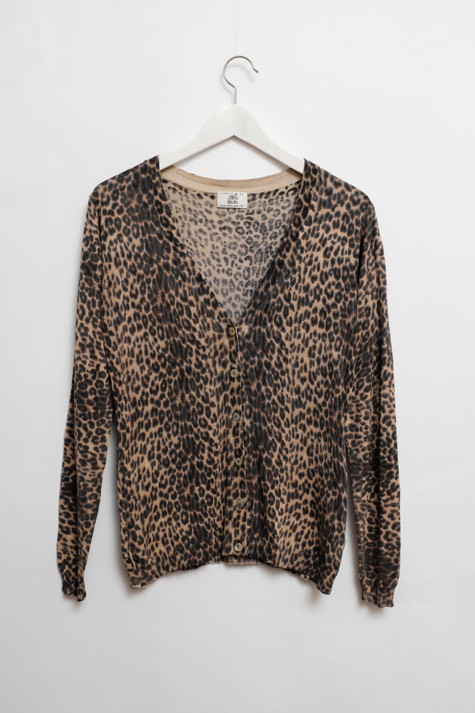 0005_PURE SILK LEO SWEATER CARDIGAN