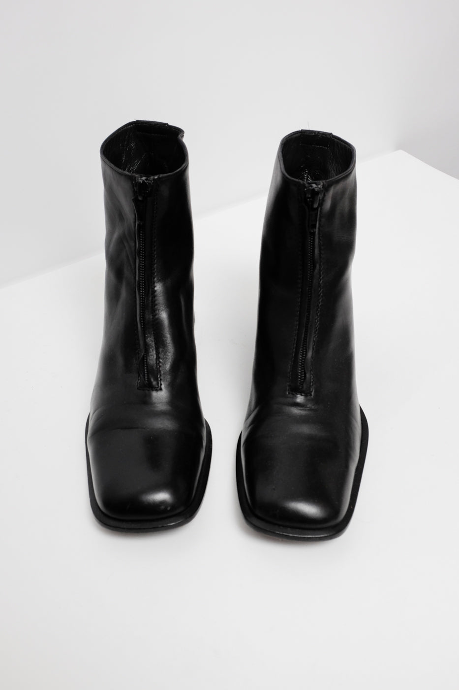 0005_JOOP 39 40 SOFT LEATHER BOOTS