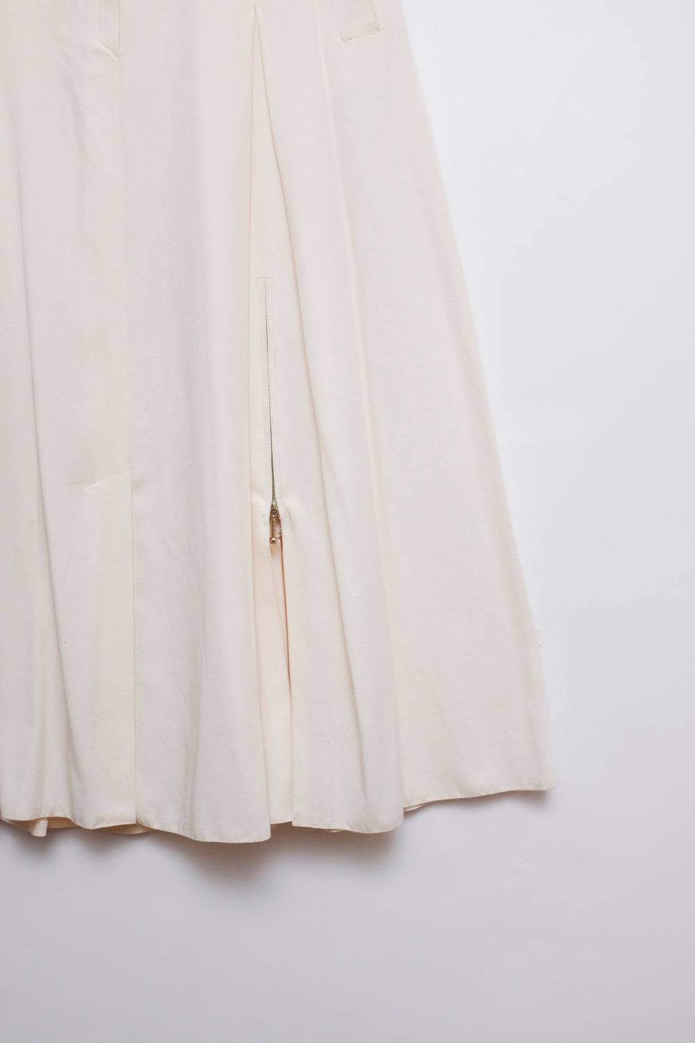 0015_VINTAGE SUMMER POWDER MIDI SKIRT