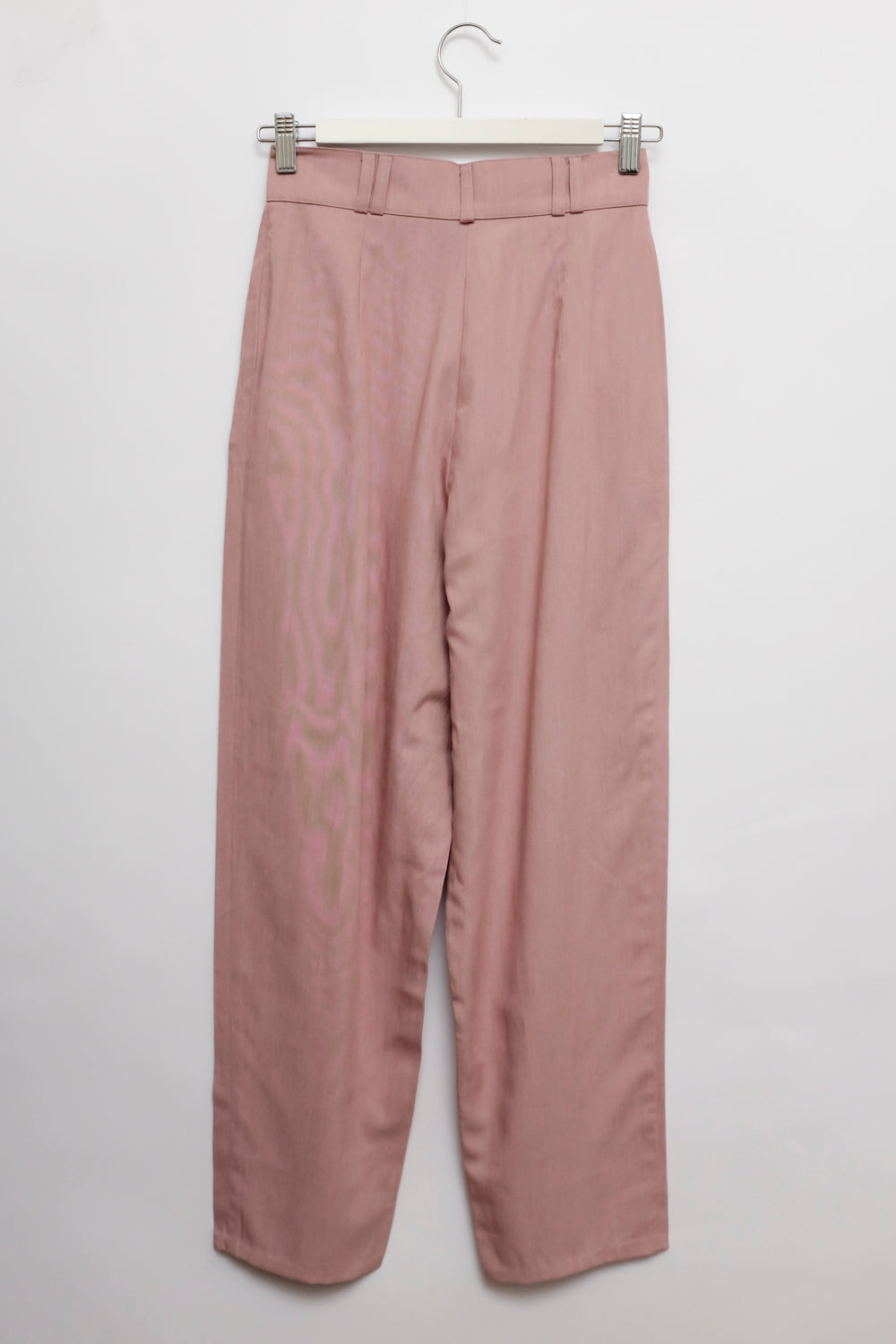 0015_PLEATED ROSE VINTAGE PANTS