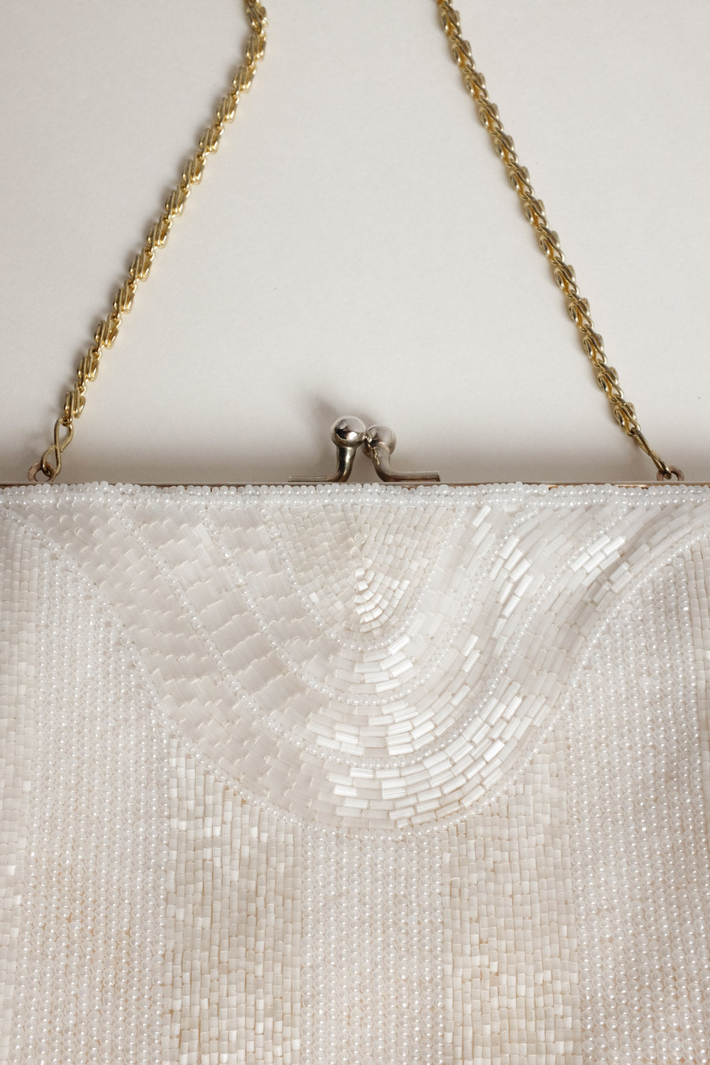 0015_VINTAGE BEADED CROSSOVER BAG