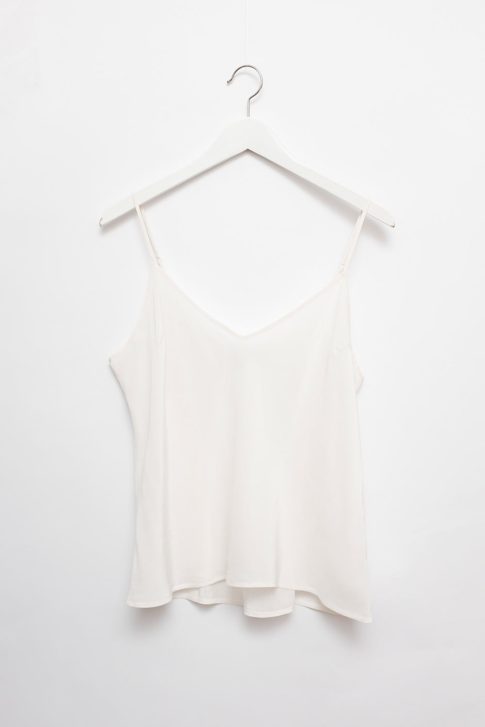 0015_SILK IVORY CAMISOLE TOP