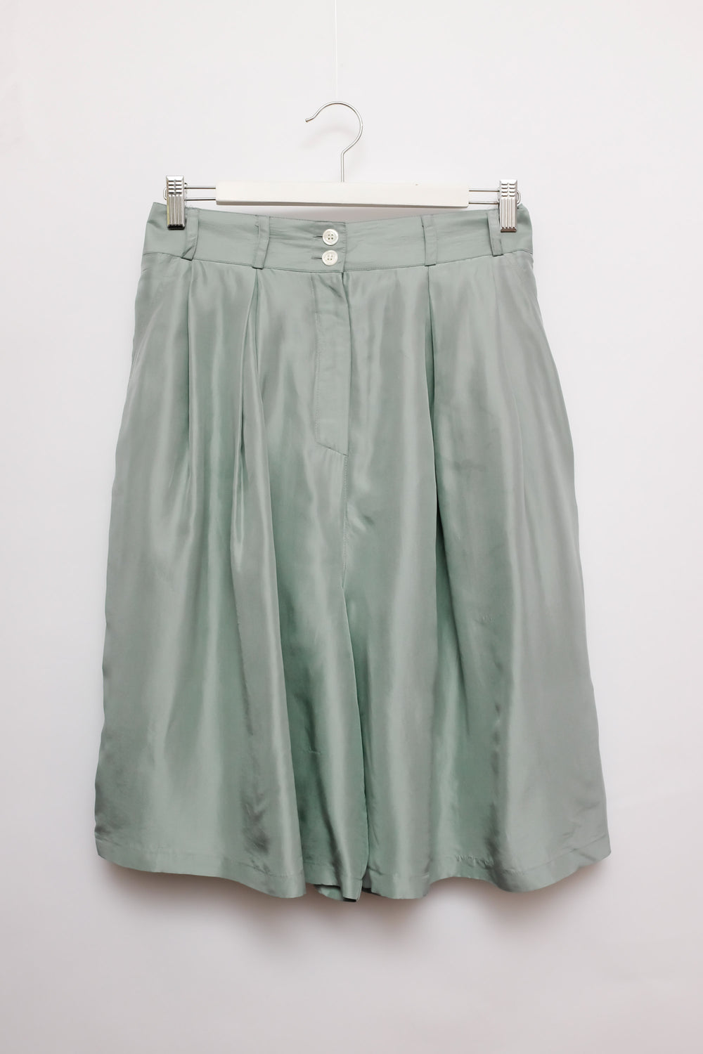0015_SILK MINT VINTAGE SHORTS