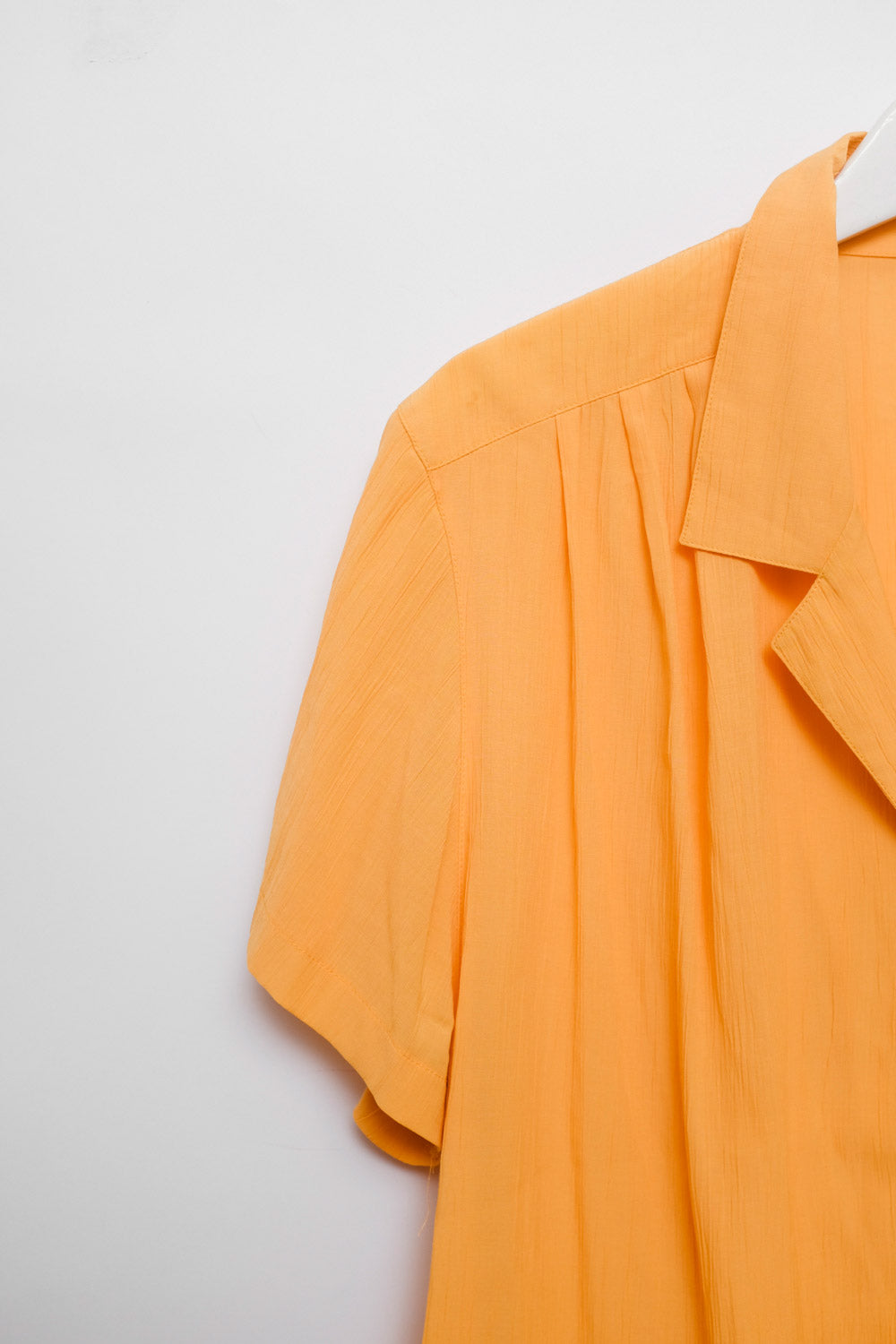 0022_ORANGE VINTAGE BLOUSE