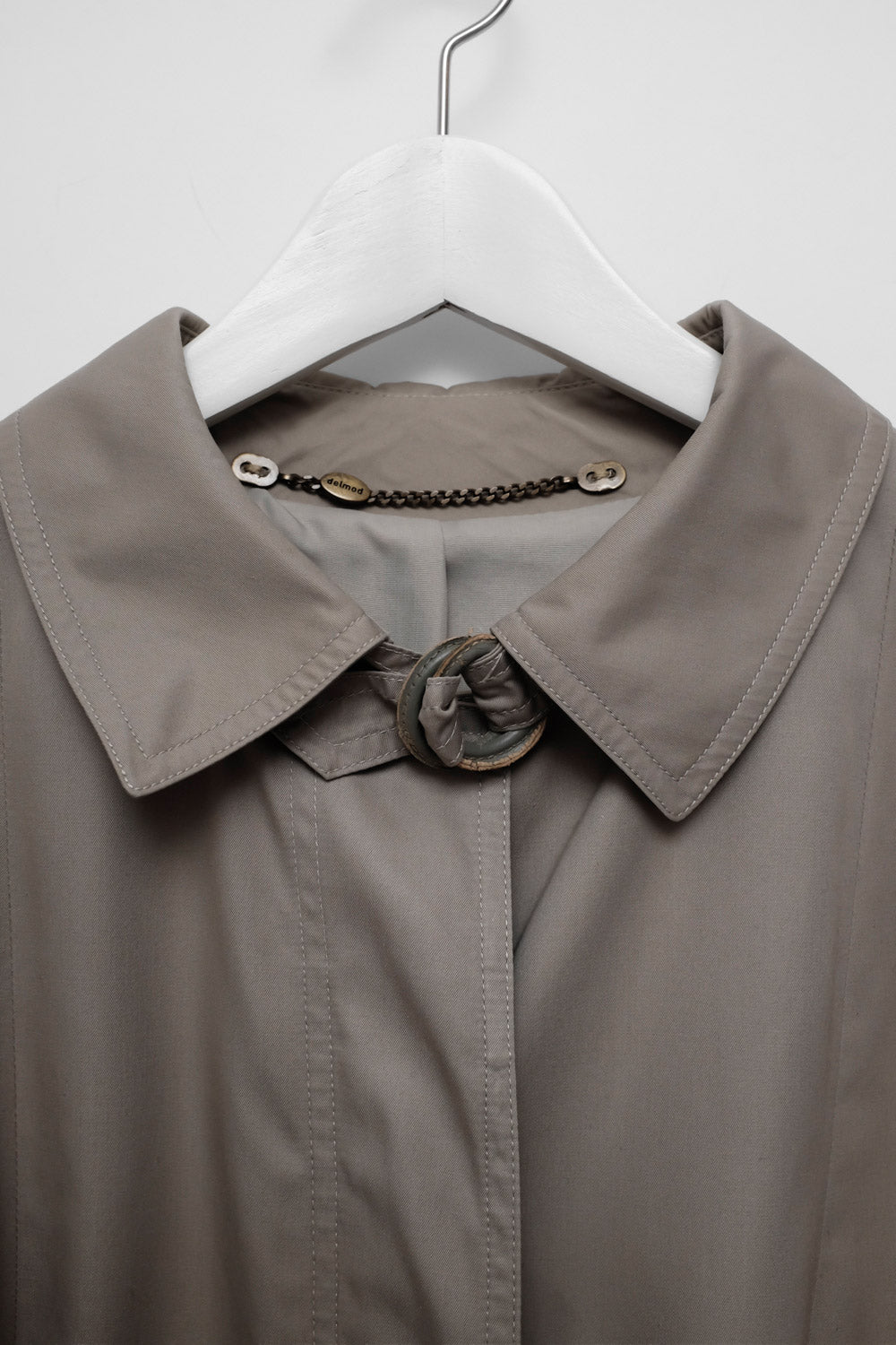 0023_STONE CLASSIC VINTAGE TRENCH