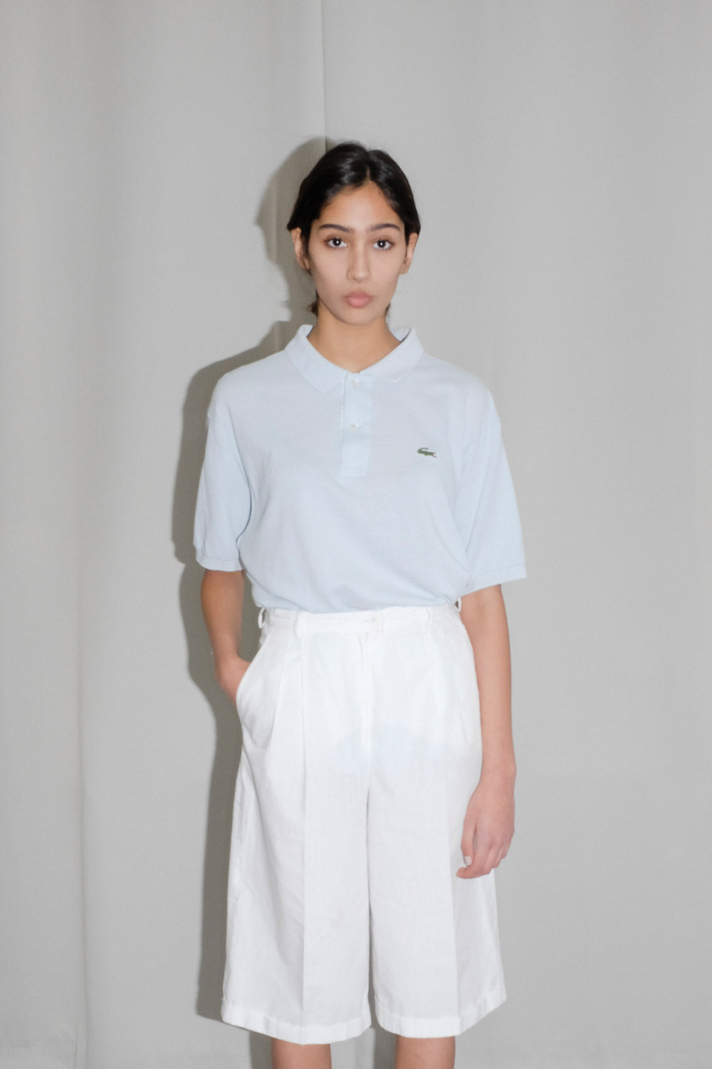 0024_VINTAGE LACOSTE OVERSIZE POLO T-SHIRT
