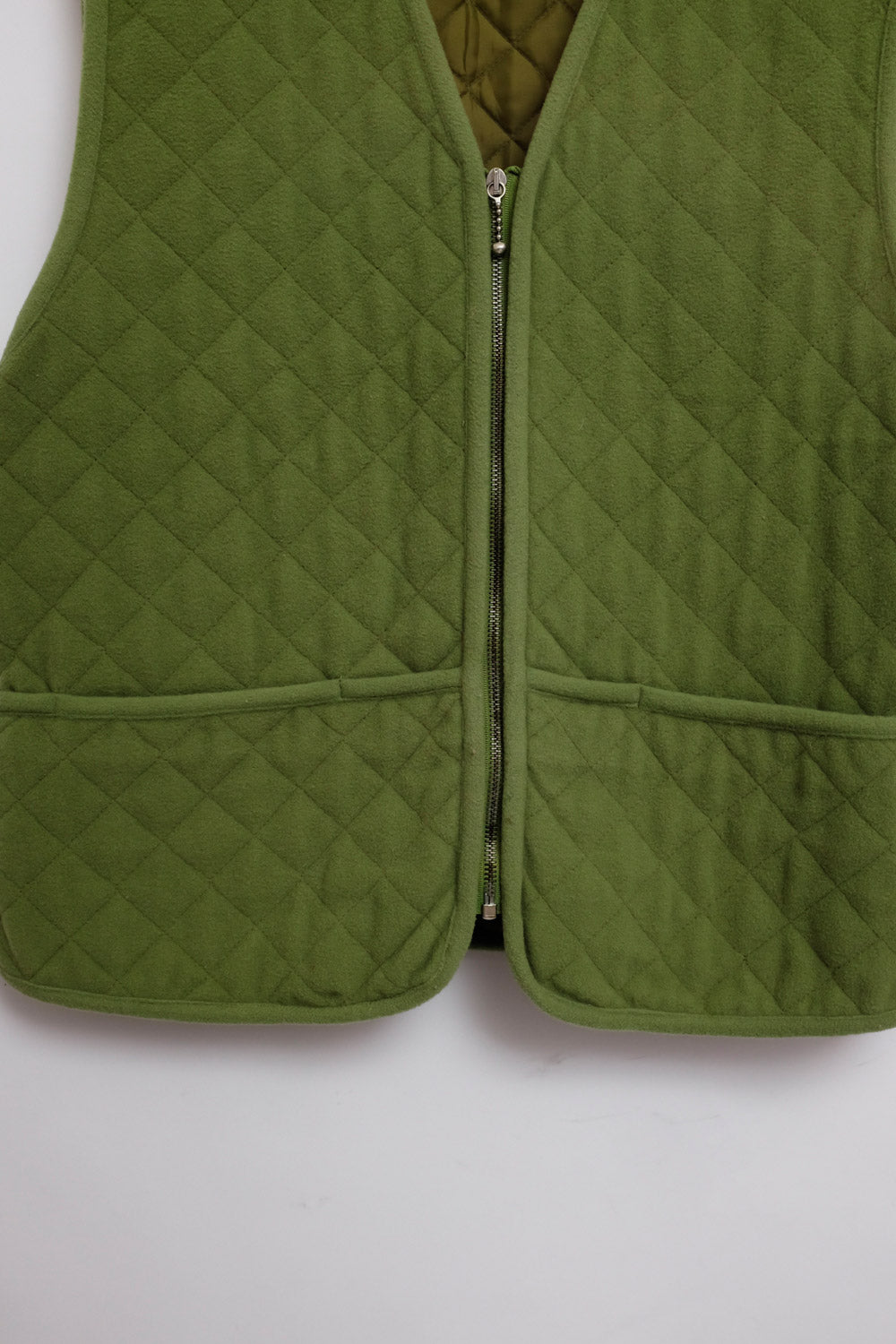 0025_QUILTED WOOL VEST