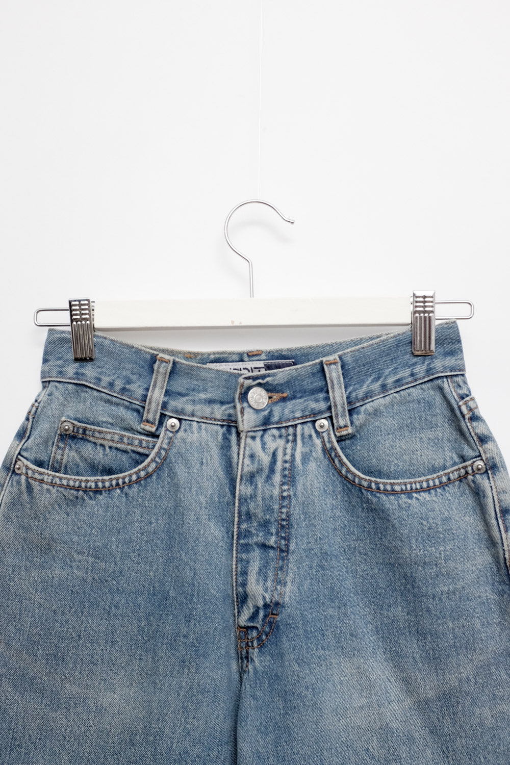 0019_TAPERED VINTAGE JEANS