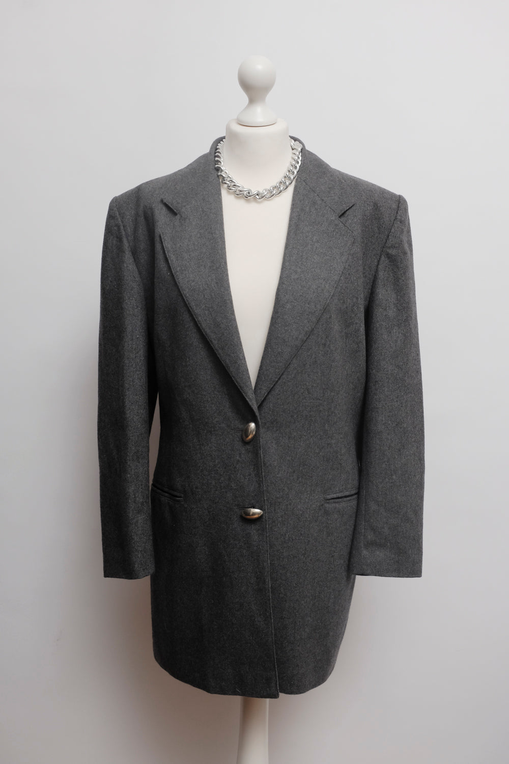0021_ANTHRACITE WOOL BLAZER